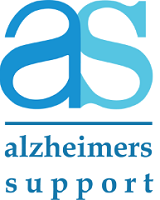 Alzheimers support logo