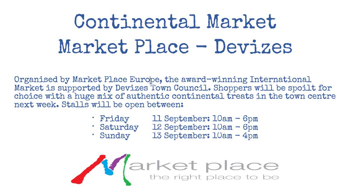 Devizes Continental Market 2020