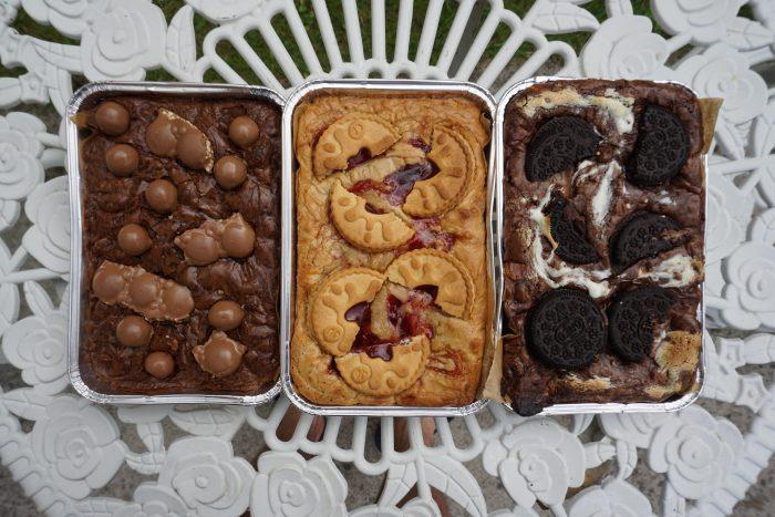 Eyah Bakes Cakes - Yum!