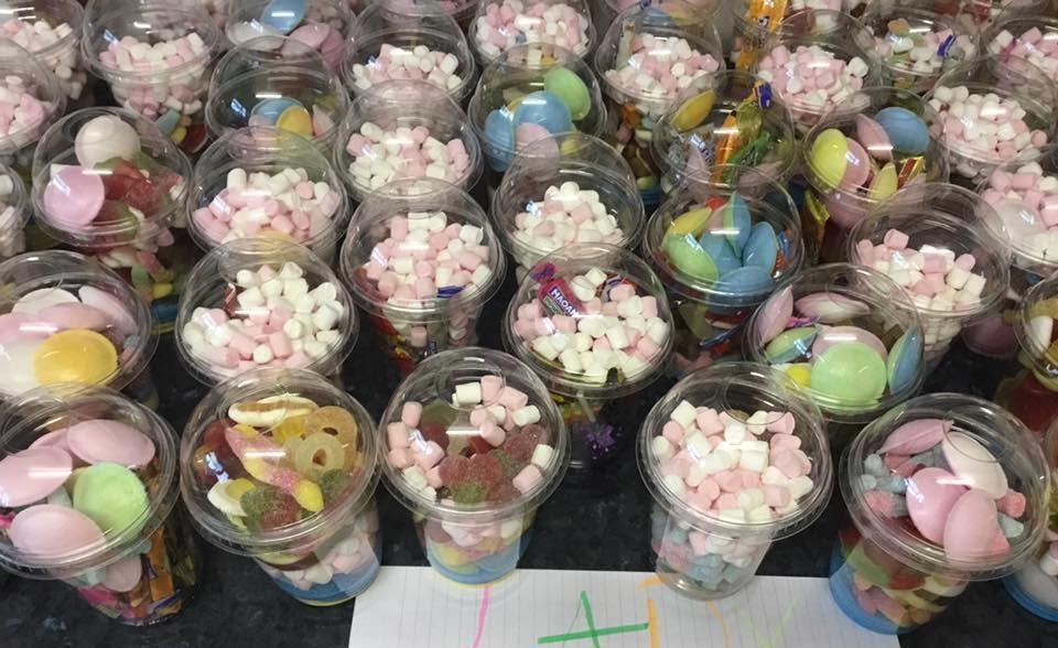 Lady Lyn's Ice Cream tubs