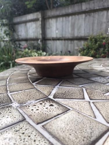 Jack Baldwin wooden bowl