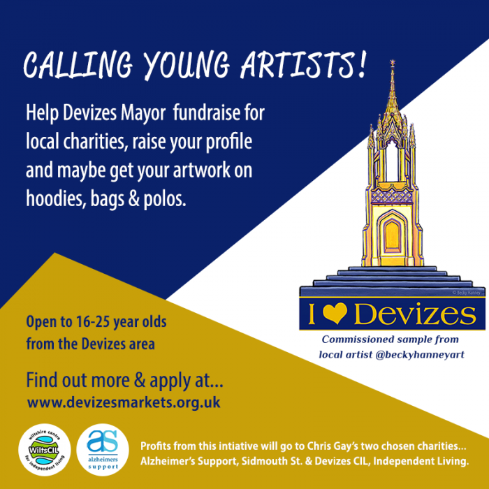 Call or artists to submit artwork to mayor's fundraiser.
