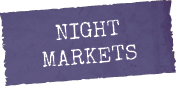 Night Markets label