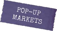 Pop-Up markets label