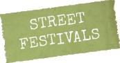 Street Festivals label